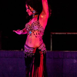 Sophia Belly Dancer