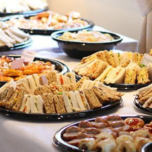 Sandwich Plus Afternoon Tea Catering