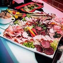 Catering & Bar Services Buffet Catering