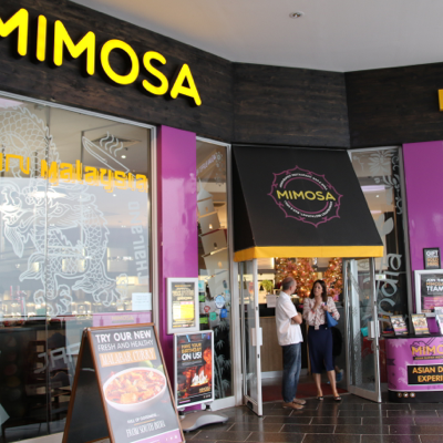 Mimosa Restaurants Halal Catering