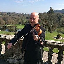 Richard Toomer Wedding and Events Violinist and Pianist Ensemble
