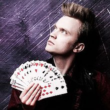 Mark The Magician Magician