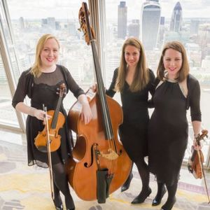 Exclusive Blue Topaz String Trio - Ensemble , London, Solo Musician , London,  String Quartet, London Violinist, London Classical Ensemble, London