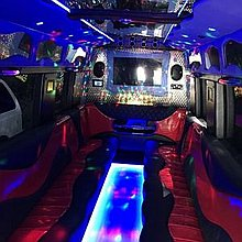 Aalimos Party Bus