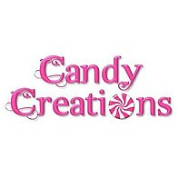 Candy Creations Sweets and Candies Cart