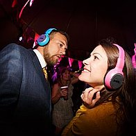 Silent Disco by Hedfone Party Silent Disco