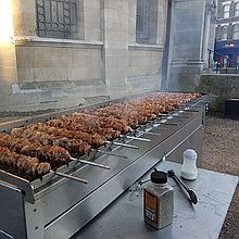 The Greek Outdoors Ltd Mobile Caterer