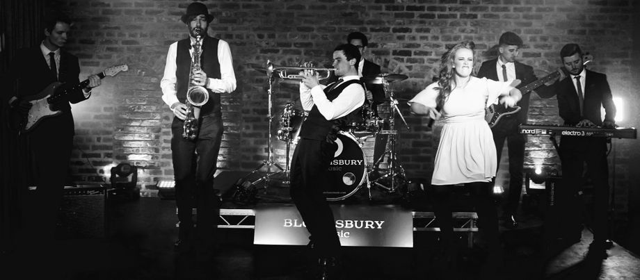Bloomsbury Function Band - Bloomsbury Music Collective - Live music band Ensemble  - Manchester - Greater Manchester photo