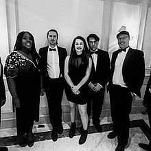 The London Swing and Soul Band Wedding Music Band