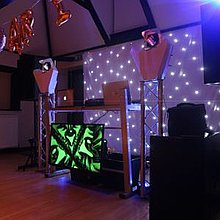 DYSON EVENTS Wedding DJ