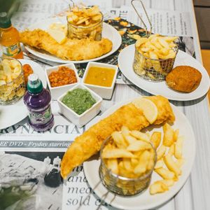Bennett's Fish & Chips Catering