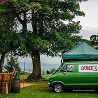 Dukes Pizza Street Food Catering