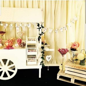 Twinkles Sweets and Candies Cart