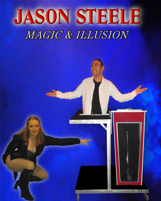 JASON STEELE - Magician  - Derbyshire - Derbyshire photo