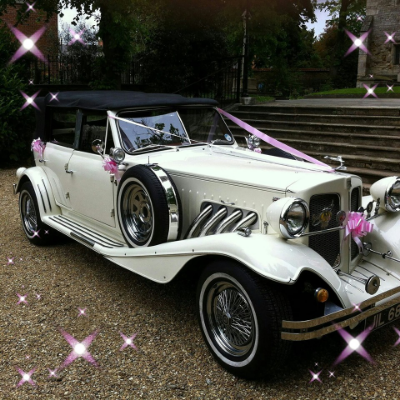 Warkton Wedding Cars Wedding car