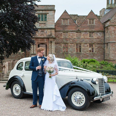 Perfection Cars Vintage & Classic Wedding Car