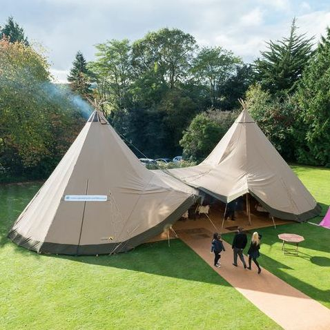 Splendid Tents and Tipis Tipi