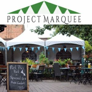 Project Marquee Stretch Marquee