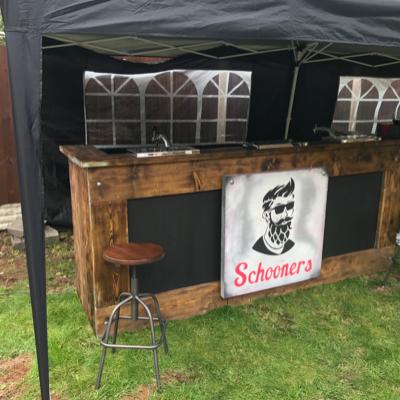 Schooners Craft Bar Event Equipment