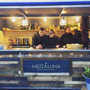 Mezzaluna Street Food Catering