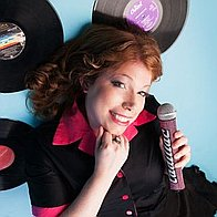 Chrissie Cadillac - 50's & 60's Act Plus Disco DJ