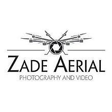 Zade aerial Wedding photographer