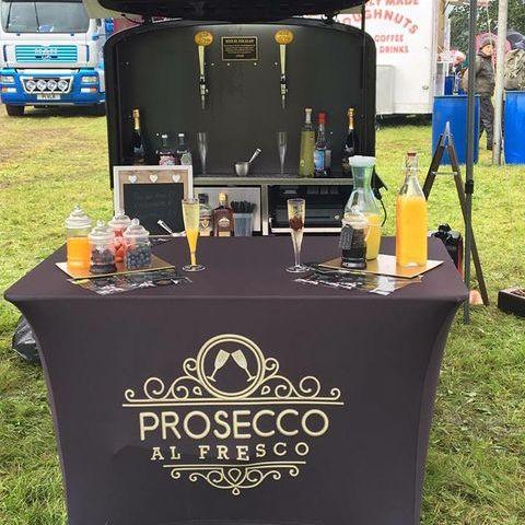 Prosecco Al Fresco - Catering , Carlisle,  Mobile Bar, Carlisle