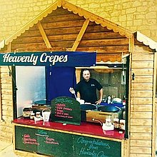 Heavenly Crepes BBQ Catering