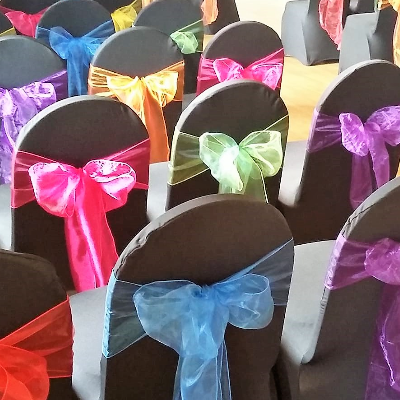 Sweet Buds Chair Covers