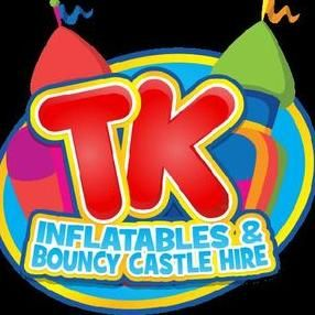 TK Inflatables Sweets and Candies Cart