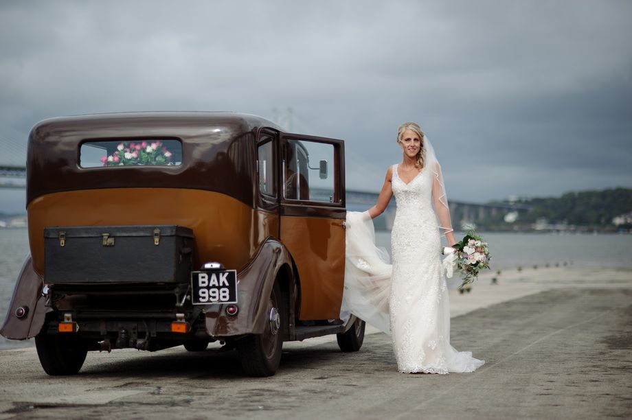 Edinburgh and Rural Vintage Car Hire - Transport  - Edinburgh - Midlothian photo