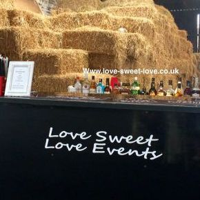 Love Sweet Love Events Popcorn Cart