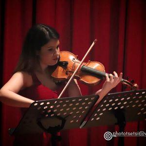 Anastasia Violinist