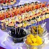 Delihart Catering Afternoon Tea Catering