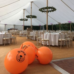 Inspired Event Structures Stretch Marquee