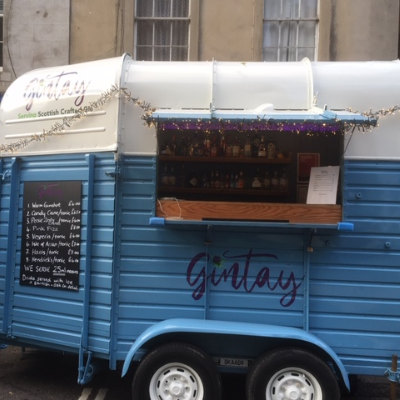Gintay Mobile Bar