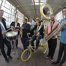 King Brasstards Jazz Band
