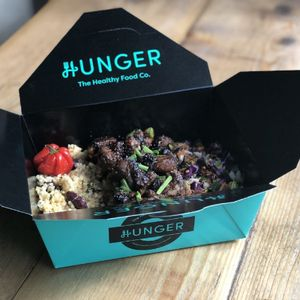 HUNGER Food Van