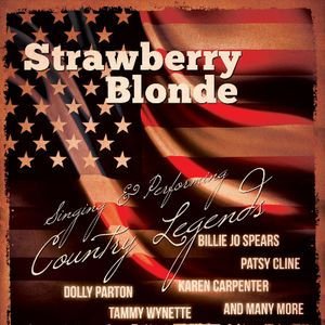 Strawberry Blonde Blues Band