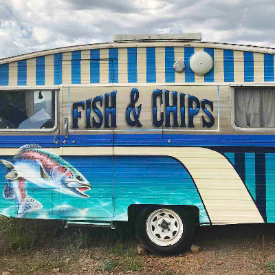 Fish and Chip Van Fish and Chip Van