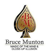 The Magic of Bruce Munton Table Magician
