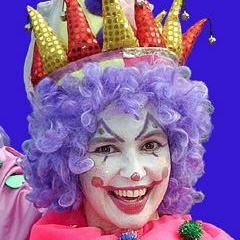 Clown Violly and Fairies Children Entertainment