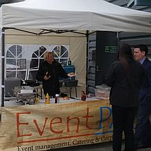 EventPAK Dinner Party Catering