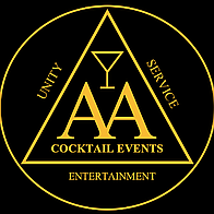 AA Cocktail Events Cocktail Bar