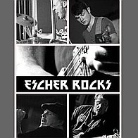 Escher Rocks Function Music Band