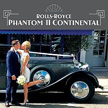 Phantom11 Vintage & Classic Wedding Car