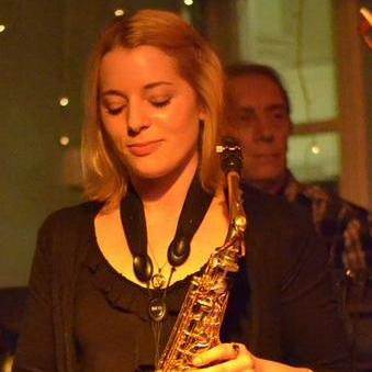 Ffion Wyn Sax Live music band