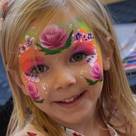 Kate's Faces Face Painter