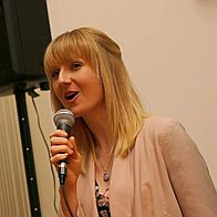 Gemma Crossland, singer Singer