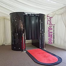 Party Spirit Photo Booth & Magic Mirror Hire Photo or Video Services